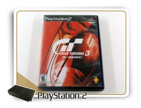 Gran Turismo 3 A-spec Original Playstation 2