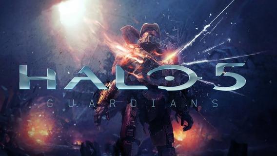 Halo 5: Guardians / Xbox One / Seminovo