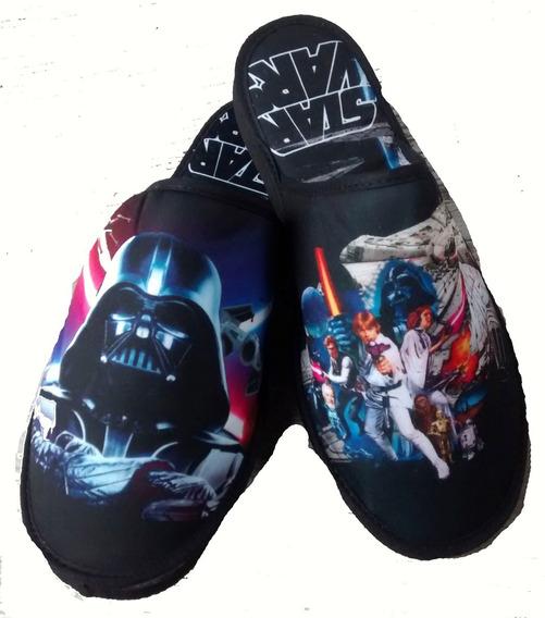 Pantuflas Star Wars Personalizadas(leer Preg.frec,foto3)