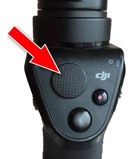 Joystick Do Osmo Mobile - Peça De Troca Impressa Em 3d