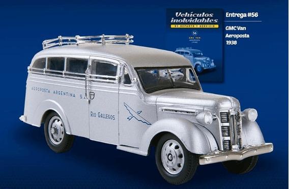 Gmc Van Aeroposta Rio Gallegos (1938) - Servicio N° 56
