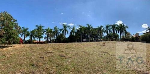 Imagem 1 de 6 de Terreno À Venda No Condomínio Parque Xangrilá Em Campinas - Te0075