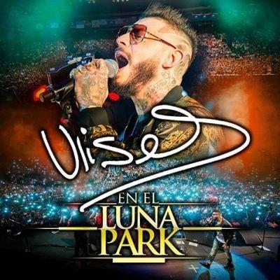 Ulises Bueno En Vivo Con Amigos Cd Nuevo 2018 Luna Park