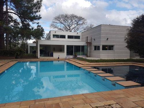 Imagem 1 de 30 de Chácara Com 4 Dormitórios À Venda, 14000 M² Por R$ 1.950.000 - Chácara Recanto Verde - Vargem Grande Paulista/sp - Ch0016