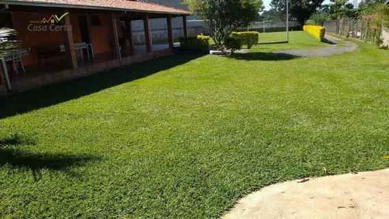 Chácara Residencial À Venda, Chácara Ouro Preto, Mogi Guaçu. - Ch0020