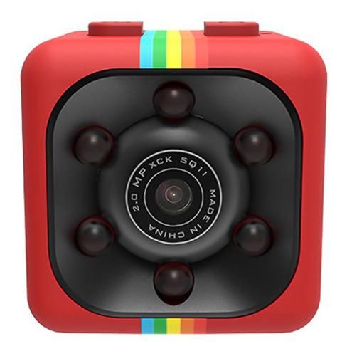Vídeo Cameramotion Mini Câmera Visão Noturna Portátil