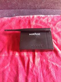 Roteador Preto Mirage