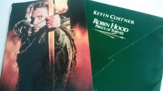 Kevin Costner Fotografia Robin Hood Album Warner Bros