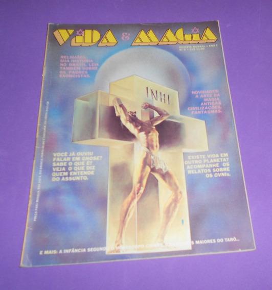 Revista Vida & Magia 5 (1986) - História Religiosa No Brasil
