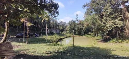 Imagem 1 de 14 de Miracatu 03 Alq/casa/lago, Lazer/morar/plantar/ref:05239
