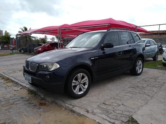 Bmw X3 2.5 Sport 4x4 24v Gasolina 4p Automático