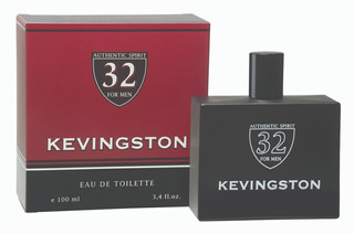 Perfume Kevingstone Rojo 32 Hombre X100ml
