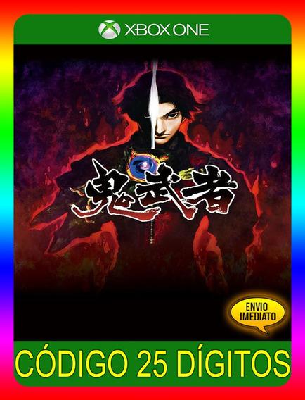 Onimusha Warlords Xbox One - 25 Dígitos (envio Já)