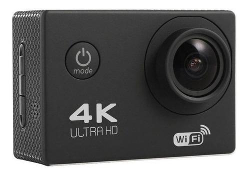 Câmera 4k Ultra Hd - 4k Wifi - Prova D'água
