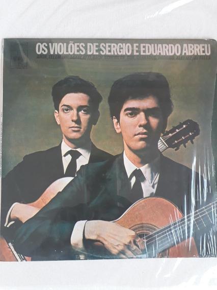 Lp Violão Sergio Eduardo Abreu