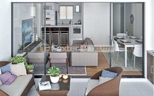 Imagem 1 de 7 de Apartamento, 2 Dormitórios, 58 M², São João - 186195
