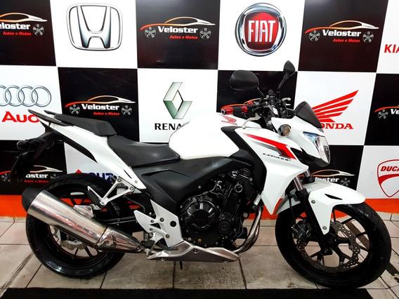 Honda Cb 500f | Com 32.249km - 2014