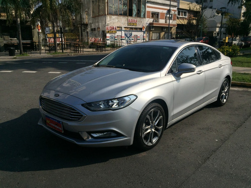 Ford Mondeo 2017 2.0 Ecoboost At Sel Plata