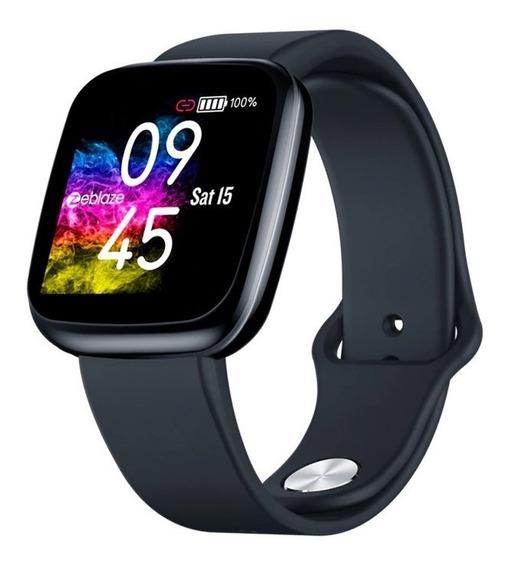 Relógio Smartwatch Zeblaze Crystal 3 P/entrega Preto