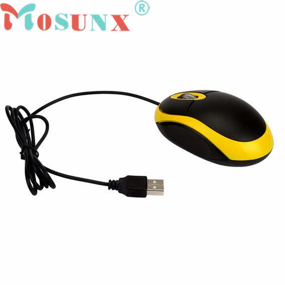 Mouse Optico C/fio Excelente Preço+fretegratis