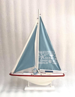 Velero,barco,decoracion Nautica,mar,hogar
