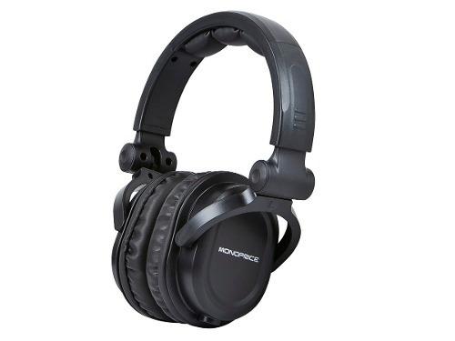 Fone De Ouvido Monoprice 8323 Premium Dj Pro Over The Ear