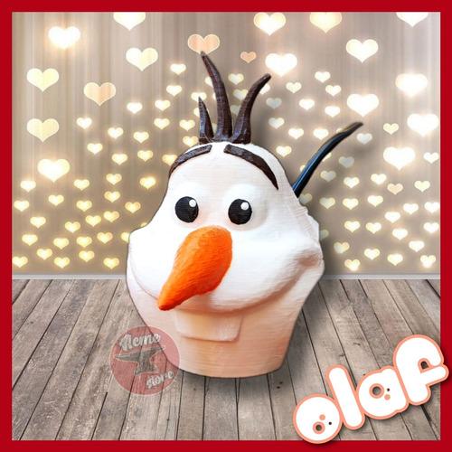 Mate Frozen Olaf 3d