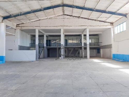 Excelente Galpão Industrial Na Vila Bonsucesso - Guarulhos - Sp - Ba0113