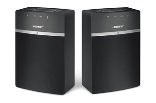 Parlantes Bose Bluetooth Speakers 10x2 Twins 30w Rms