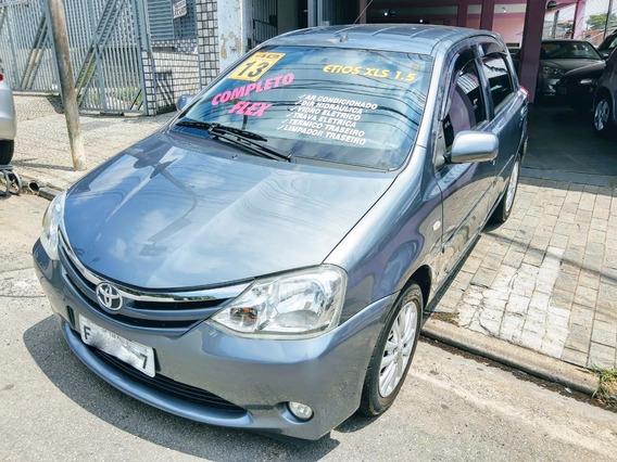 Toyota Etios 2013 1.5 Xls 5p