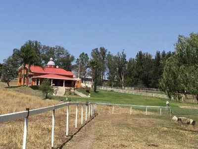 Terreno Con Rancho / Casa De Campo En Venta En Tala, Jalisco