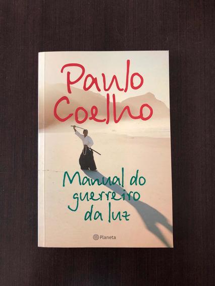 Manual Do Guerreiro Da Luz De Paulo Coelho - Livro Novo