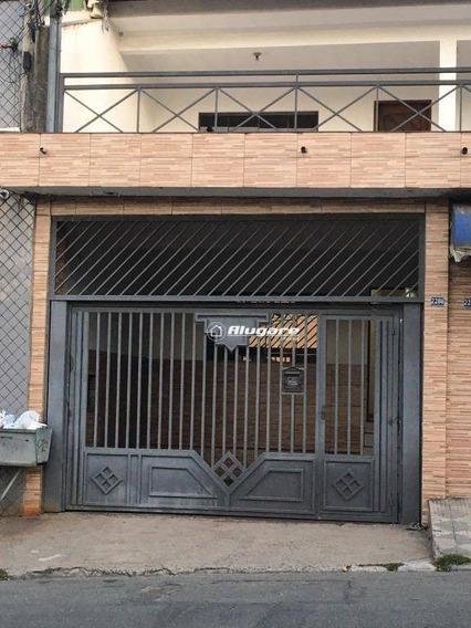 Sobrado Com 4 Dormitórios Para Alugar, 240 M² Por R$ 2.700,00/mês - Jardim Rosa De Franca - Guarulhos/sp - So0479