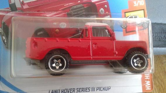 Miniatura Pickup Land Rover Lacrada !