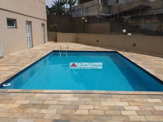 Apartamento Residencial À Venda, Bussocaba, Osasco. - Ap5462