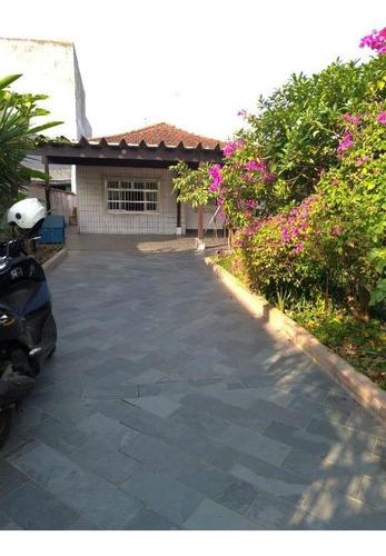 Casa Em Vila Nossa Senhora De Fátima, São Vicente/sp De 0m² 3 Quartos À Venda Por R$ 230.000,00 - Ca505526