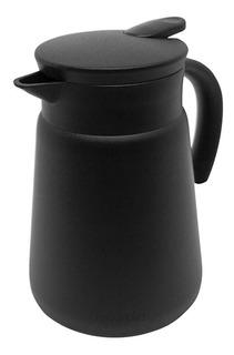 Garrafa Térmica Preta 0,8l Chá Café Leite Água Quente