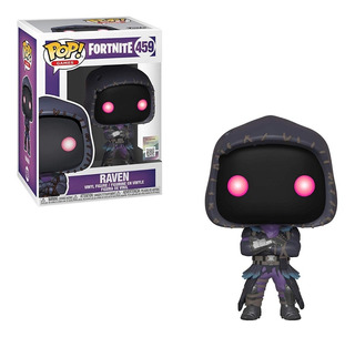 Muñeco Funko Pop Games Fortnite Raven 459