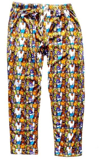 Pantalon Hombre Mujer Scooby Doo Pandilla - Tranqui Pijamas