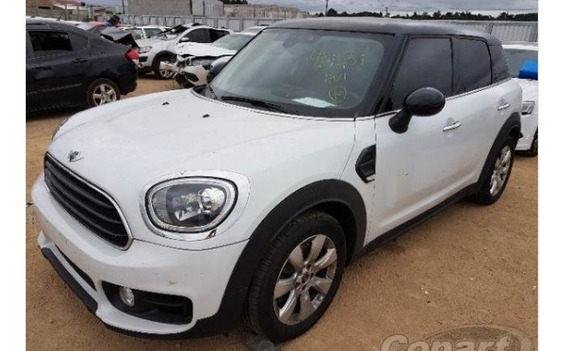 Mini Cooper Countryman 2018 Sucata