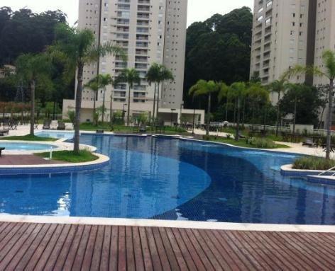 Apartamento 96 M² - 3 Dorms. Vila Andrade - Alameda Morumbi