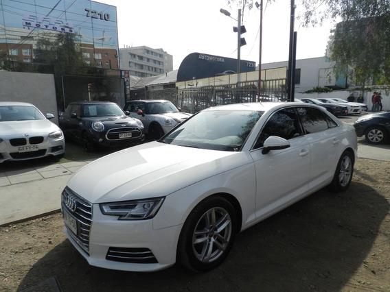 Audi A4 2.0 2016 Blanco