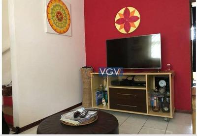 Casa Residencial À Venda, Vila Parque Jabaquara, São Paulo. - Ca0347