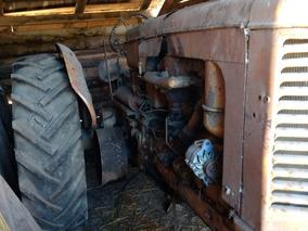 Tractor Antiguo (precio Conversable)