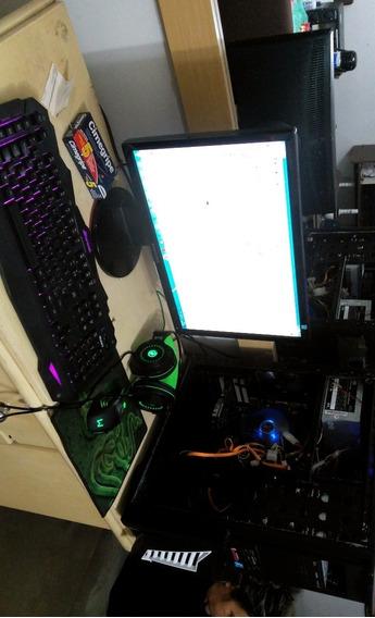 Computador Gamer + Periféricos