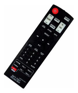 Controle Remoto Som LG Sky-7097