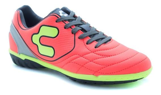 Charly Tenis Juvenil Deportivo Fútbol 1022513 Coral Original