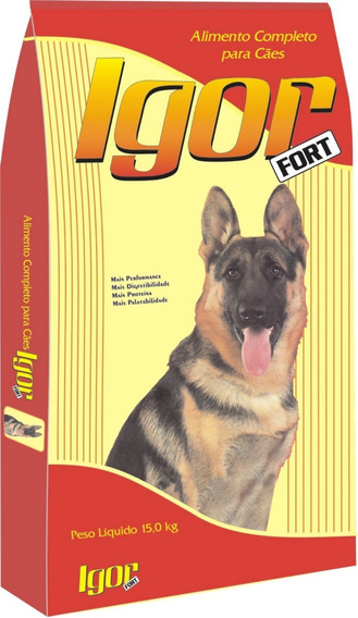 Ração Igor Fort 15kg