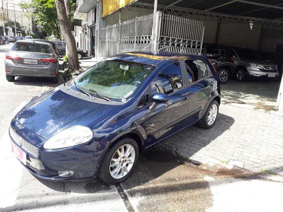 Fiat Punto Essence Bluemedia 1.6 Baixa Km