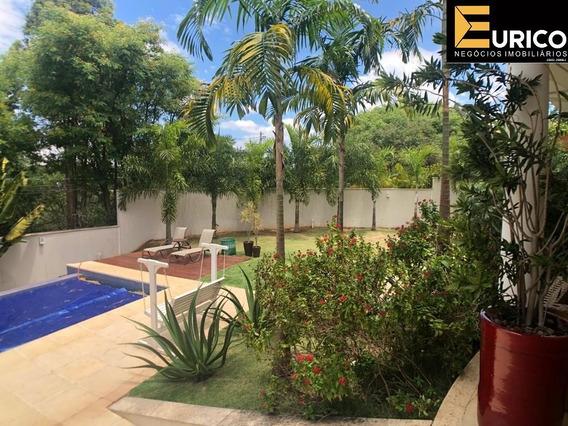 Linda E Moderna Casa Sobrado À Venda No Condominio Vista Alegre Sede Em Vinhedo - Sp. - Ca01978 - 34626588